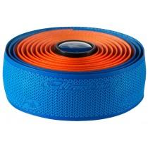 LIZARD SKINS DSP 2.5mm Dual Color Stuurlint Cobalt Blue Orange