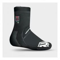 Racer e-cover verwarmde overschoenen zwart