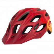Endura hummvee fietshelm rood