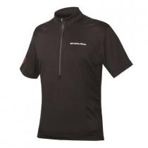 Endura Hummvee korte mouw shirt - Zwart