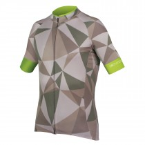 ENDURA M90 Graphic Jersey SS Kelly Green