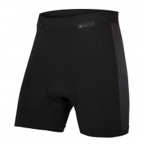Endura engineered padded short met zeem zwart (met ClickFast)