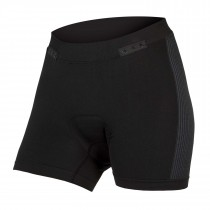 Endura engineered padded dames short met zeem zwart (met ClickFast)