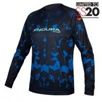 Endura MT500 Kali L/S T LTD - Navy Blauw