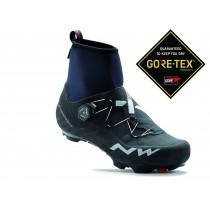 Northwave extreme XCM GTX MTB fietsschoenen zwart