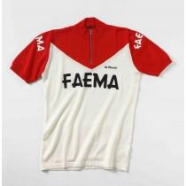 De Marchi Faema Wool Jersey Red