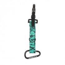 Oakley B1B Crazy Camo Keychain - B1B Camo Green