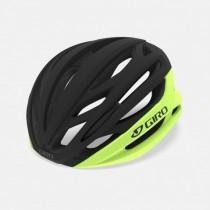 Giro syntax fietshelm highlight geel zwart