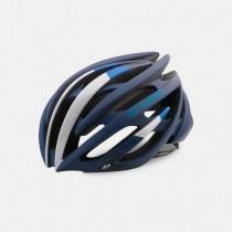 Giro aeon fietshelm mat blauw