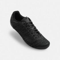 Giro empire E70 knit race fietsschoenen zwart charcoal