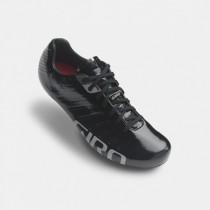 Giro empire slx race fietsschoenen zwart zilver