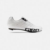 Giro empire slx race fietsschoenen wit zwart