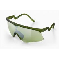 Alba Optics delta ph fietsbril groen erba - mr green lens
