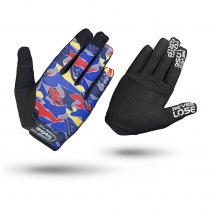 GripGrab Rebel Glove Blue Camo