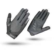 GripGrab Progel Full Finger Lady Glove Grey