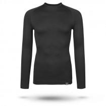 GripGrab expert seamless thermal ondershirt met lange mouwen zwart