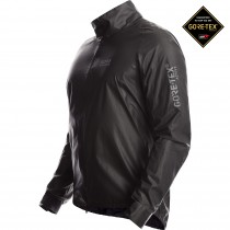 GORE BIKE WEAR One 1985 Gore Tex Shakedry Jacket Black