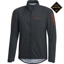 GORE BIKE WEAR 1985 Gore Tex Active Jacket Black