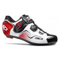 SIDI Kaos White Black Red Race Fietsschoen