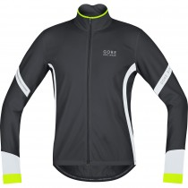 GORE BIKE WEAR Power 2.0 Thermo Jersey LS Black White