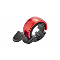 Knog Oi small bike bell limited edition red