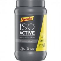 Powerbar isoactive isotone sportdrank lemon 600g