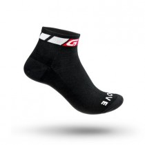 GripGrab Cycling Sock Low-Cut Black