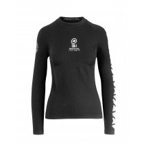 ASSOS SkinFoil Early Winter Evo 7 Jersey LS Black