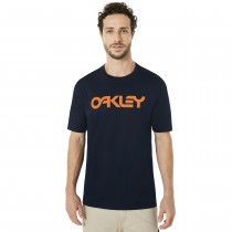 Oakley mark II t-shirt fathom blauw