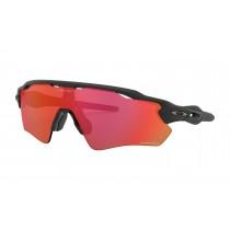 Oakley radar ev path fietsbril mat zwart - prizm trail torch lens