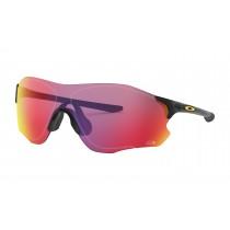 Oakley evzero fietsbril Tour de France mat zwart - prizm road lens