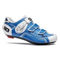 SIDI Level Blue White Race Fietsschoen