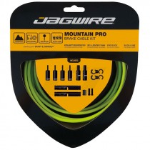 Jagwire mountain pro remkabel kit zwart