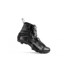 Lake MX145 Fietsschoen Extra Wide MTB Black