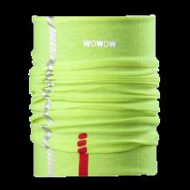 Raceviz neckwarmer aero sjaal fluo geel