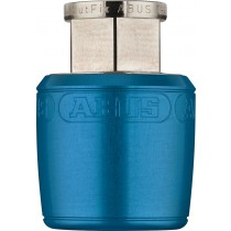 Abus NutFix M5 2x Axle 100/135 fietsslot blauw
