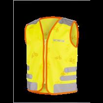 Wowow Nutty Vest Kids Yellow