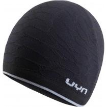 Uyn biking unisex under helmet muts blackboard zwart grijs