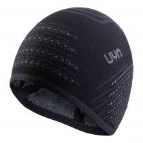 Uyn Unisex Ear Cap - Black / Anthra