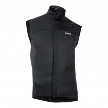 Uyn Alpha Windbreaker Zonder Mouw - Black