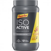 Powerbar isoactive isotone sportdrank orange 600g