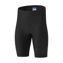 Shimano korte fietsbroek zwart