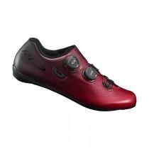 Shimano RC701 race fietsschoen rood