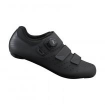 Shimano rp400 race fietsschoenen zwart