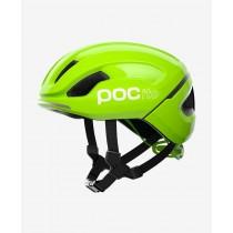 Pocito omne spin kids fietshelm fluorescent geel groen