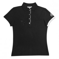 ASSOS Corporate SS Lady Polo Black