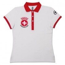 ASSOS Lady Polo Suisse Fed