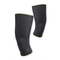 Q36.5 Pre Shape Knee Warmer Black