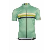 Vermarc prestige fietsshirt korte mouwen mint groen
