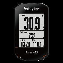 Bryton Fietscomputer Rider 420 T/ Totaal